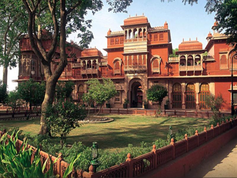Gajneer Palace Hotel - Hotell och Boende i Indien i Bikaner