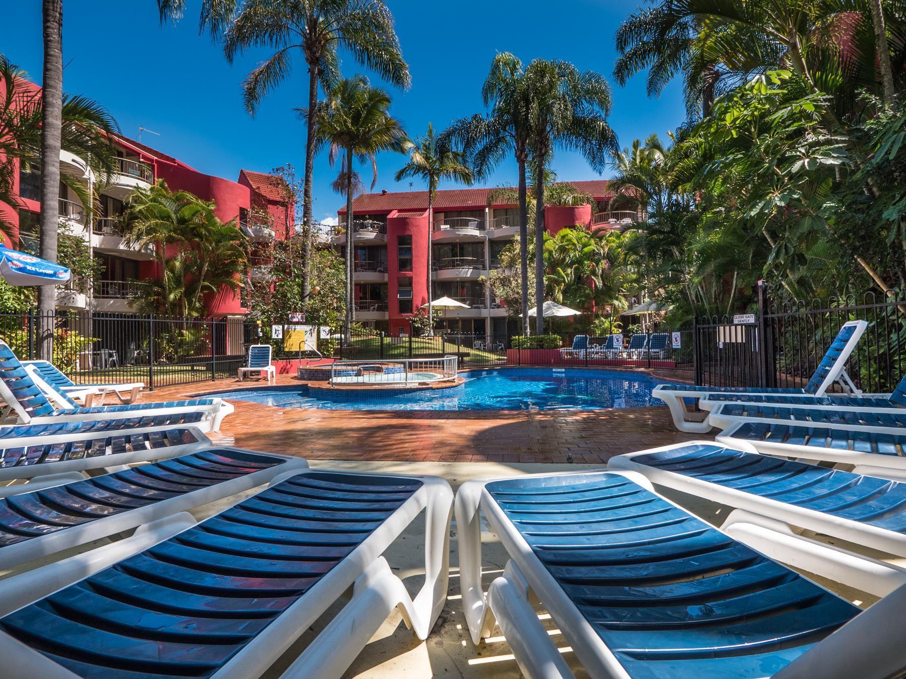 Enderley Gardens Resort - Hotell och Boende i Australien , Guldkusten