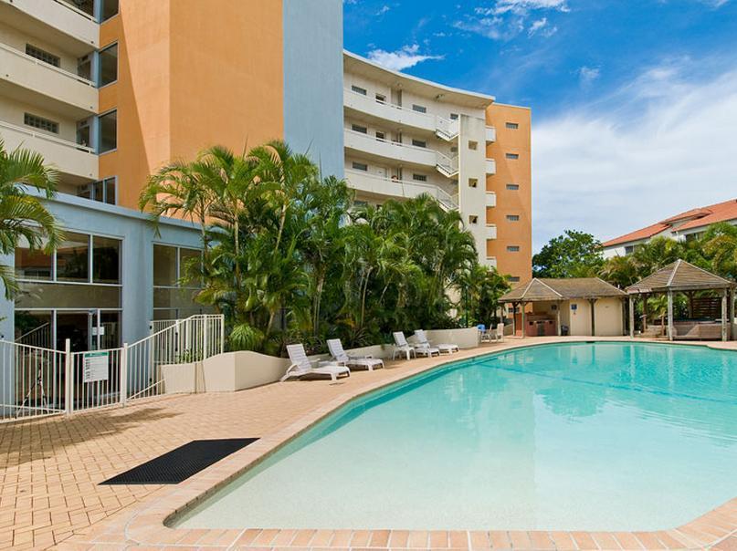 Rays Resort - Hotell och Boende i Australien , Guldkusten