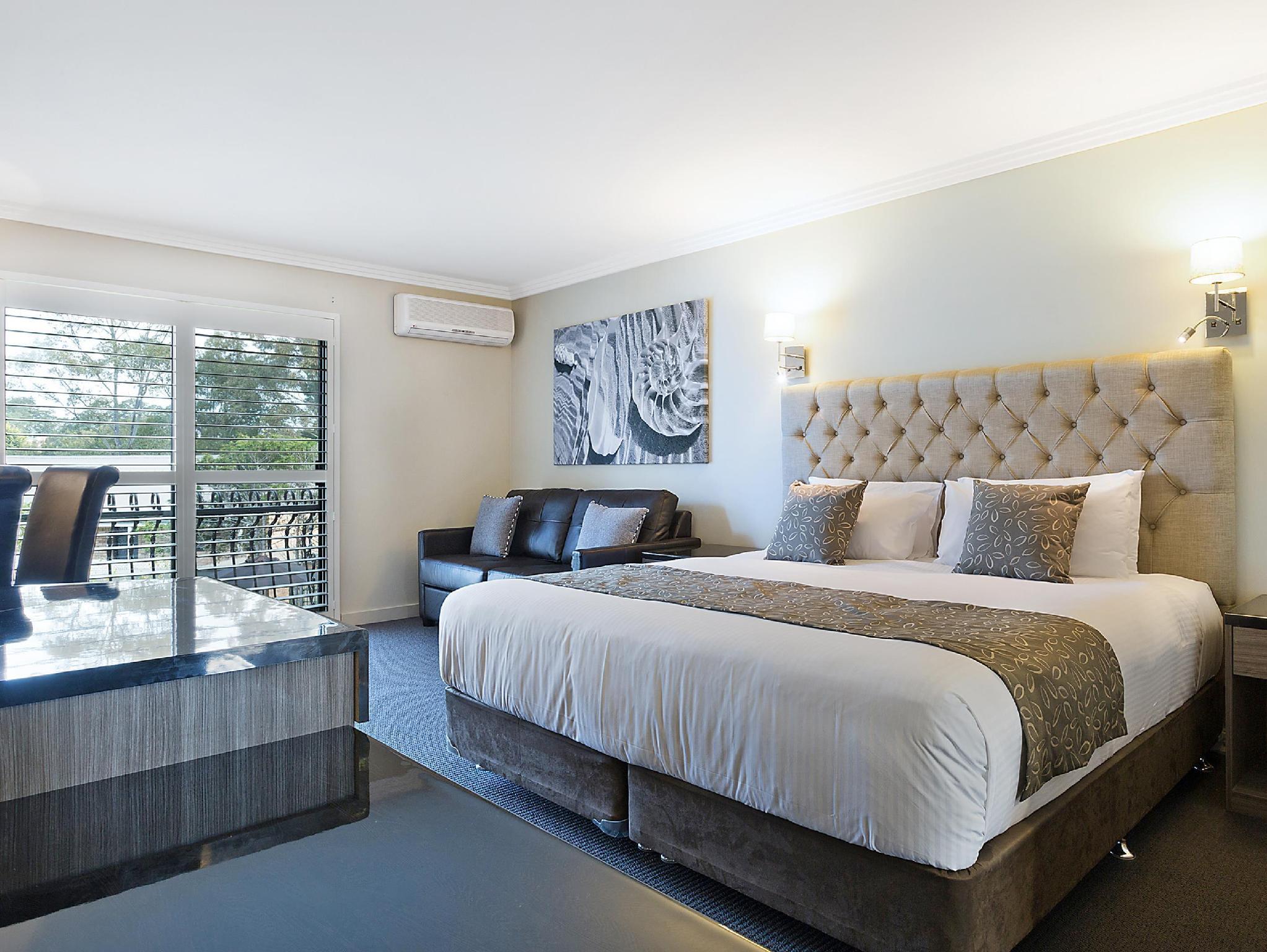 Comfort Inn Lincoln Downs - Hotell och Boende i Australien , Batemans Bay