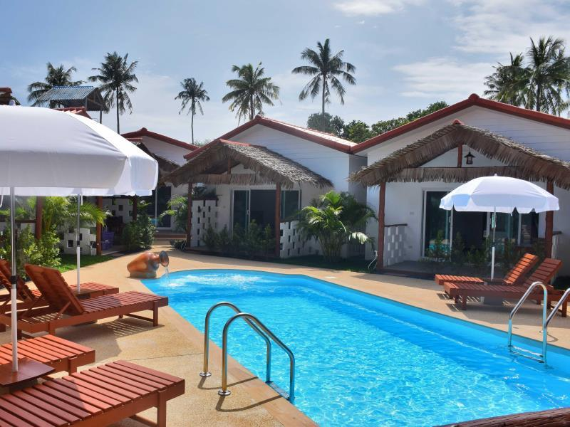 Vivi Bungalows Resort - Hotels and Accommodation in Thailand, Asia