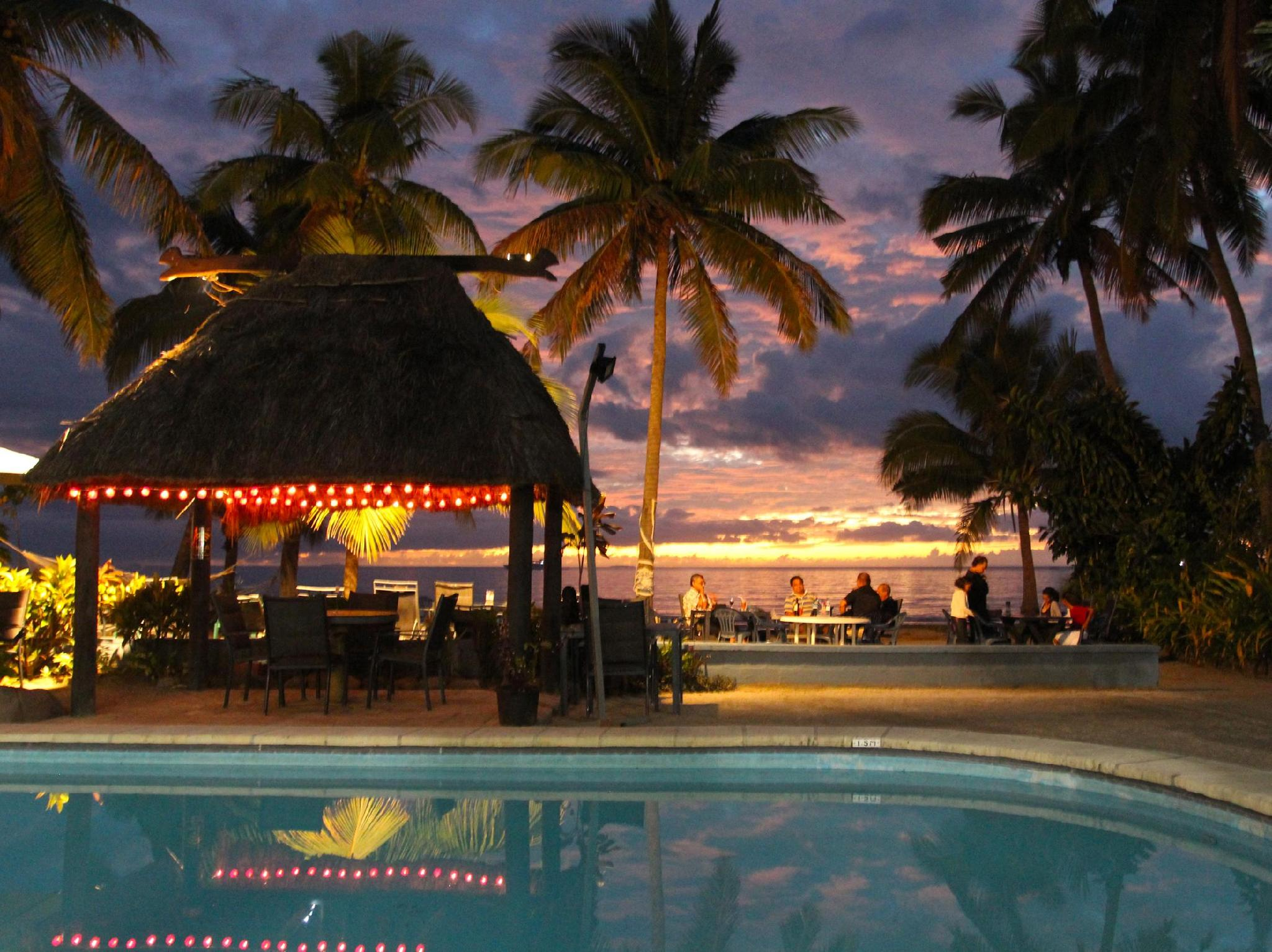 Aquarius On The Beach - Hotell och Boende i Fiji i Stilla havet och Australien
