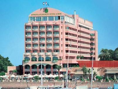 Sonesta St. George Hotel Luxor Luxor - Exterior