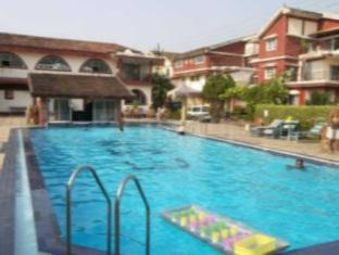 Colonia Jose Menino Resort Južna Goa  - bazen