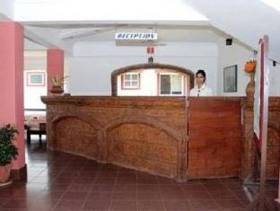 Colonia Jose Menino Resort Južna Goa  - recepcija