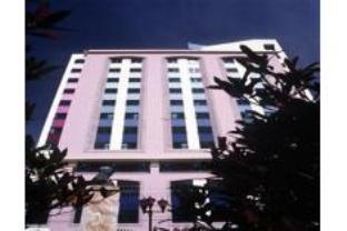 プラザ デル ジェネラル ホテルの外観