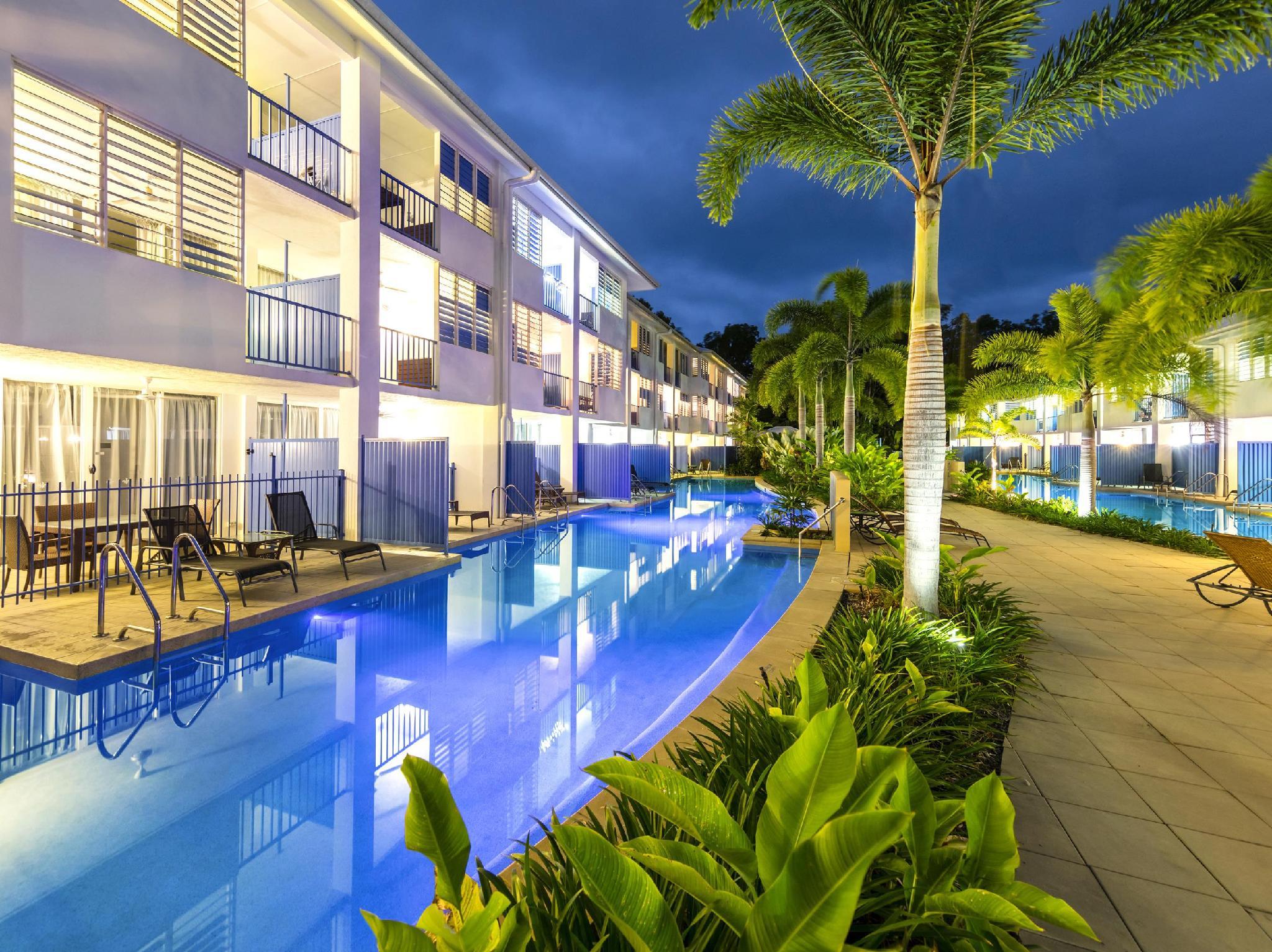 Oaks Lagoons Hotel - Hotell och Boende i Australien , Port Douglas