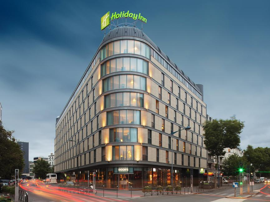 Holiday Inn Paris - Porte De Clichy - Hotell och Boende i Frankrike i Europa