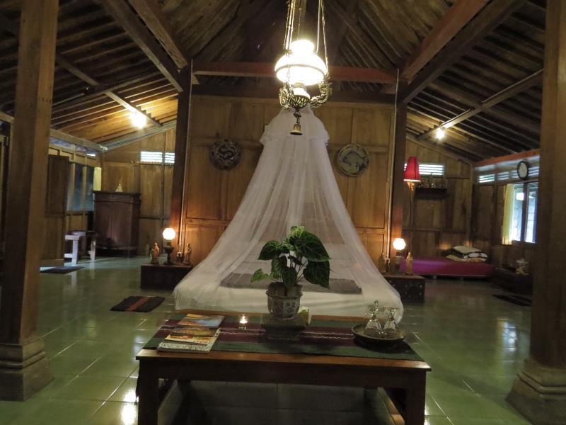 Rumah Limasan Jawa Homestay - Hotels and Accommodation in Indonesia, Asia