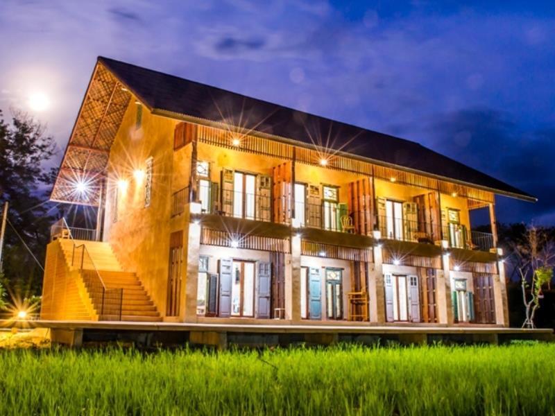 Phu-Anna Eco House - Chiang Mai