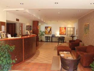 Alfa Art Hotel Budapest - Reception