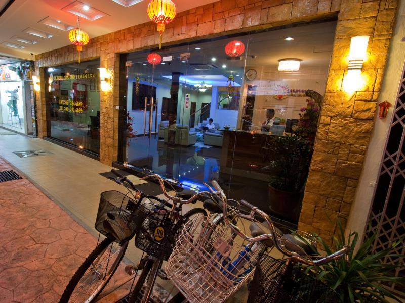 CK Hotel Malacca - Hotels and Accommodation in Malaysia, Asia