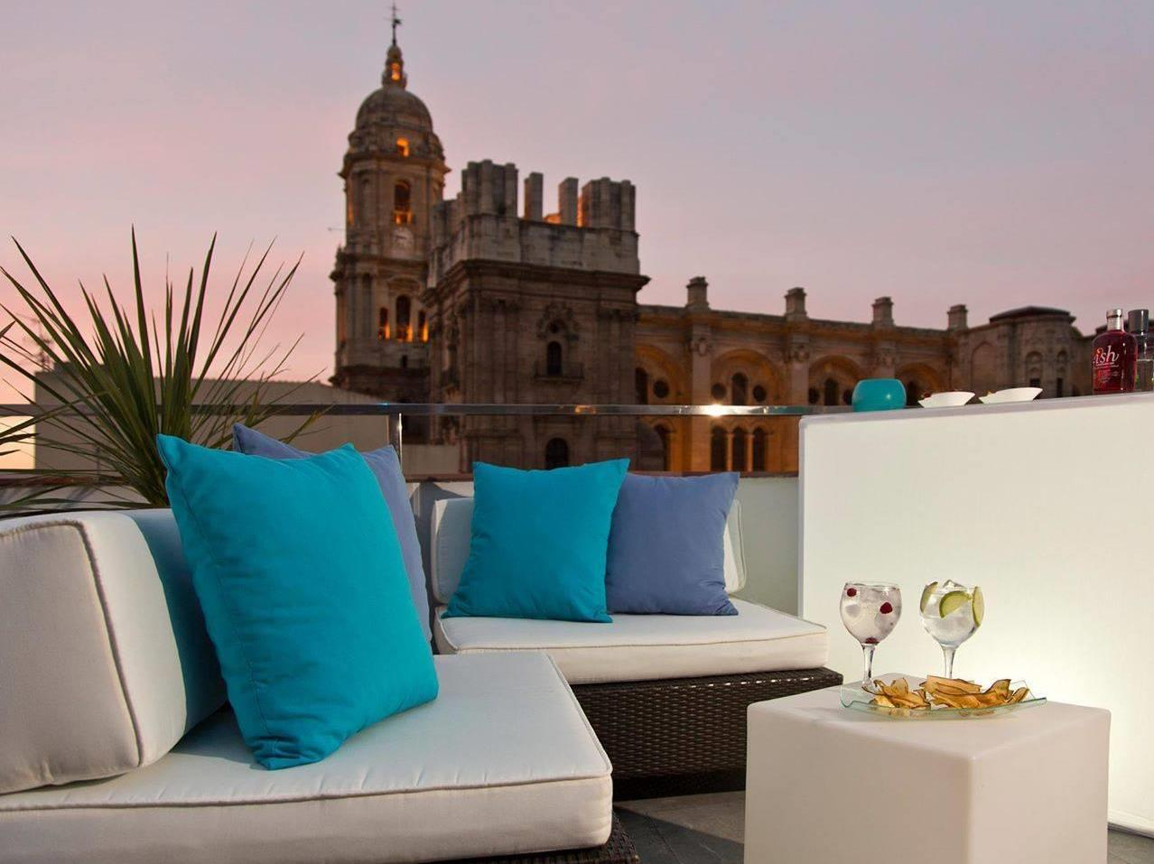 Molina Lario Hotel - Malaga