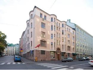 Hellsten Helsinki Parliament Hotel Helsinki - zunanjost hotela