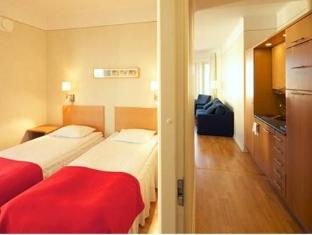Hellsten Helsinki Parliament Hotel Helsinki - soba za goste