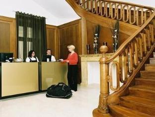 Eurostars David Hotel Praga - Recepción