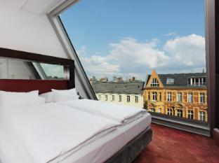 柏林天鵝絨門酒店 柏林 - 套房