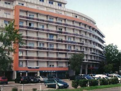 Arcantis Parc Rive Gauche Hotel Vichy - Exterior