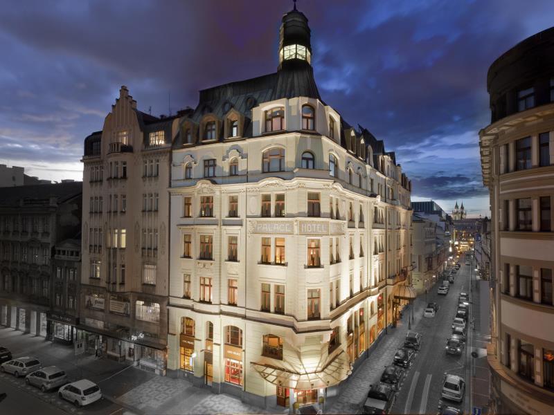 Art Nouveau Palace Hotel - Prague