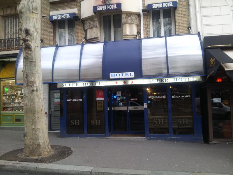 Super Hotel - Hotell och Boende i Frankrike i Europa