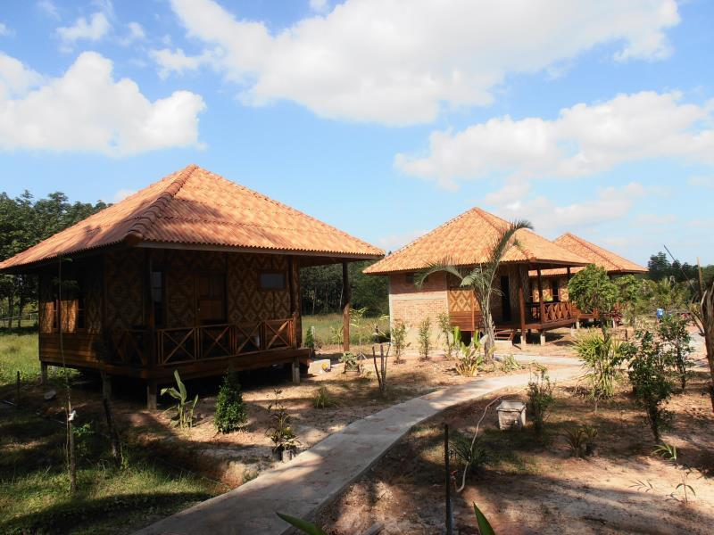 Ban Ban Bungalow - Hotell och Boende i Thailand i Asien
