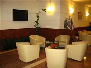 Hotel Degli Imperatori Rome - Hall