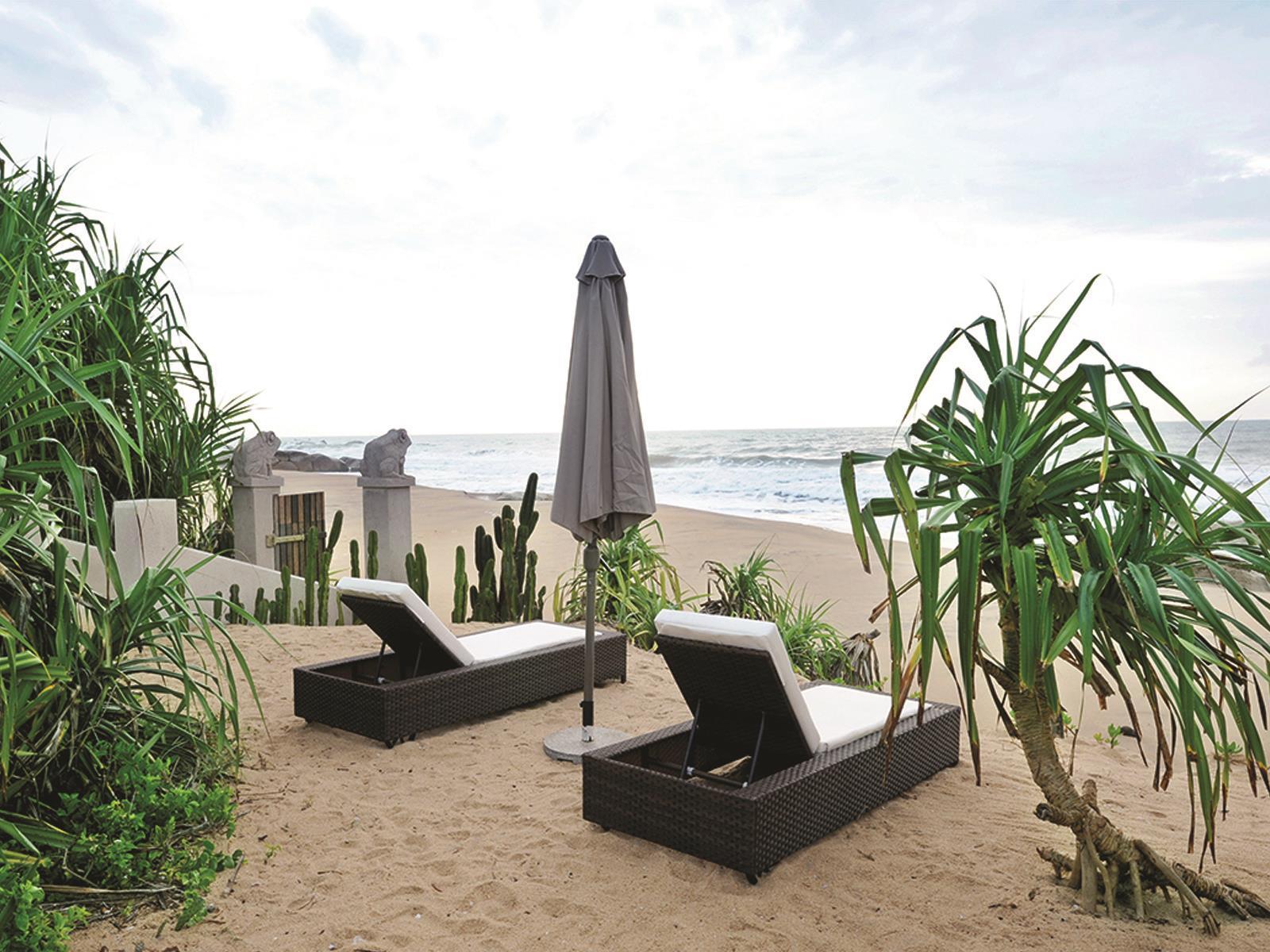 Nikara Yala Beach Villas - Hotels and Accommodation in Sri Lanka, Asia