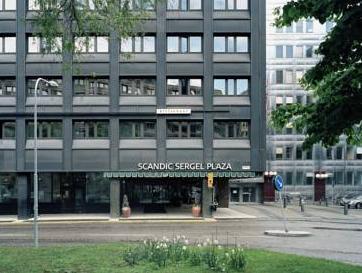 Scandic Sergel Plaza Hotel