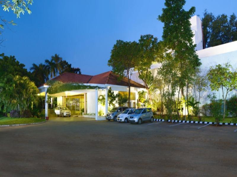 Sangam Hotel - Hotell och Boende i Indien i Madurai