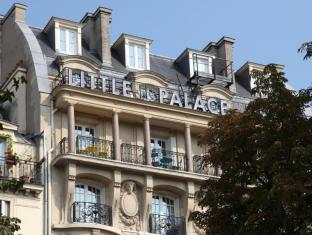 Golden Tulip Little Palace Paris - Exterior