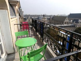 Golden Tulip Little Palace Paris - Balcony/Terrace