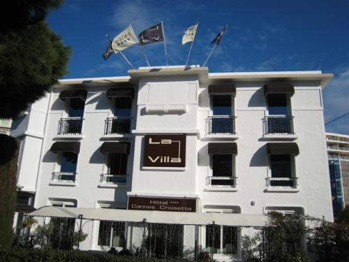 La Villa Cannes Croisette Cannes - Exterior