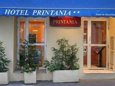 Printania Porte de Versailles - Hotell och Boende i Frankrike i Europa