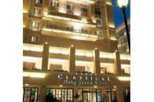 Classical Baby Grand Hotel in Omonia Square