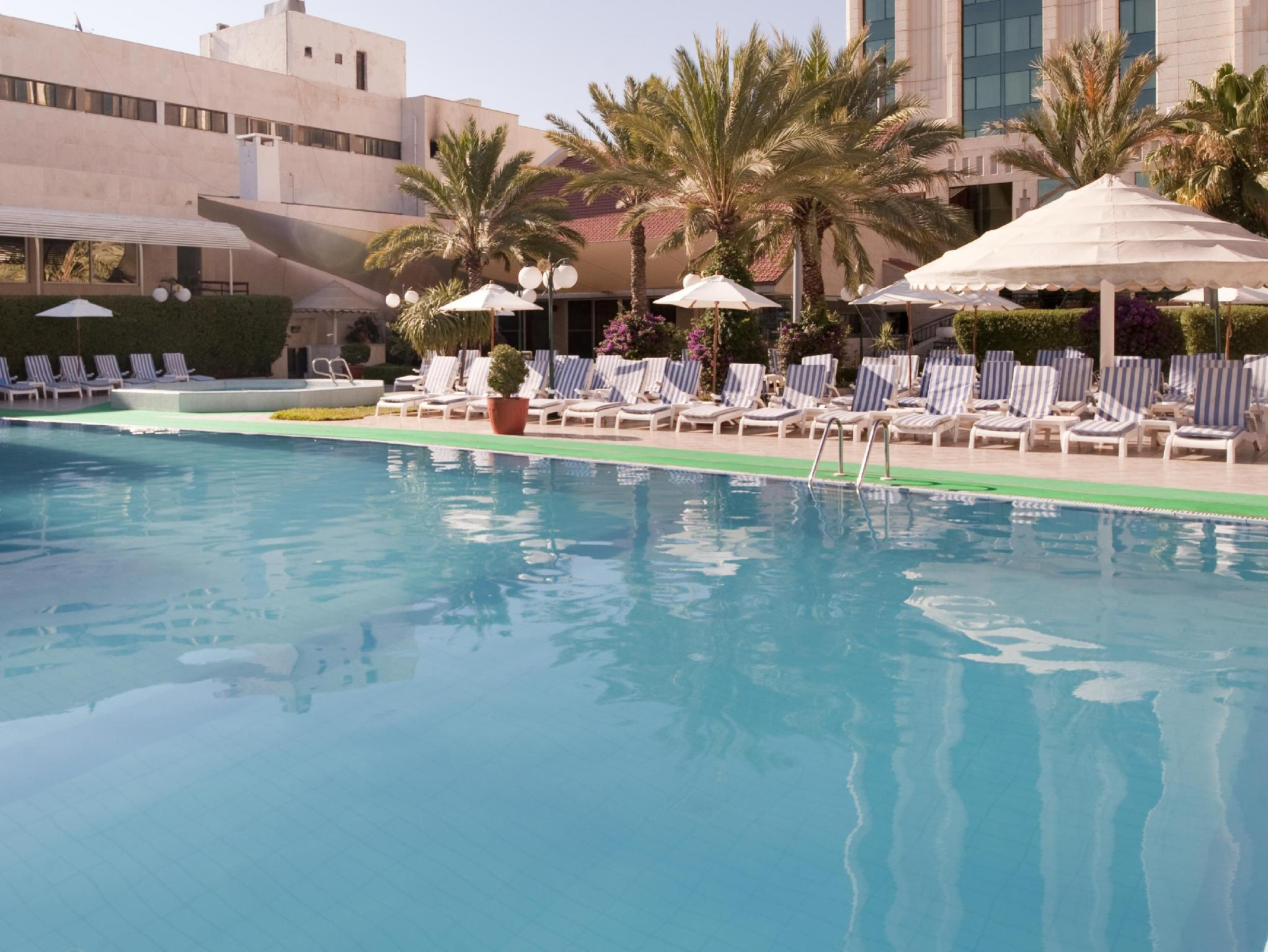 Crowne Plaza Amman - Hotels and Accommodation in Jordan, Middle East