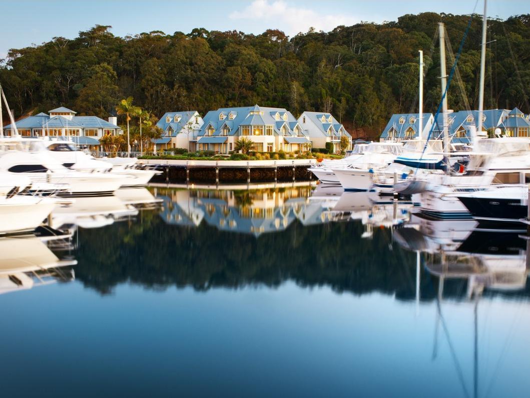 Anchorage Port Stephens - Hotell och Boende i Australien , Port Stephens