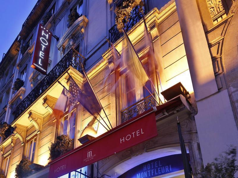 Hotel Montfleuri - Hotell och Boende i Frankrike i Europa