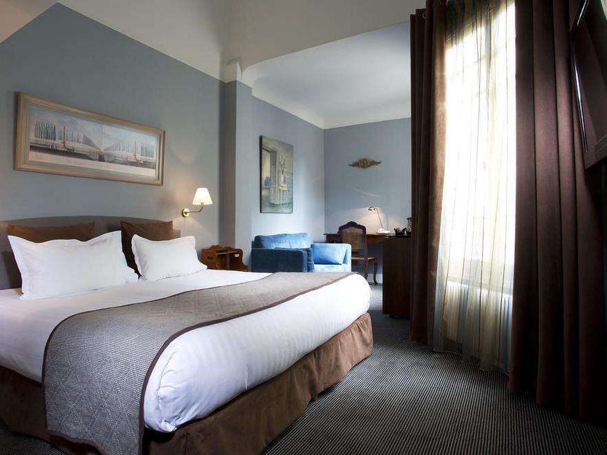 Hotel Etoile Pereire - Hotell och Boende i Frankrike i Europa