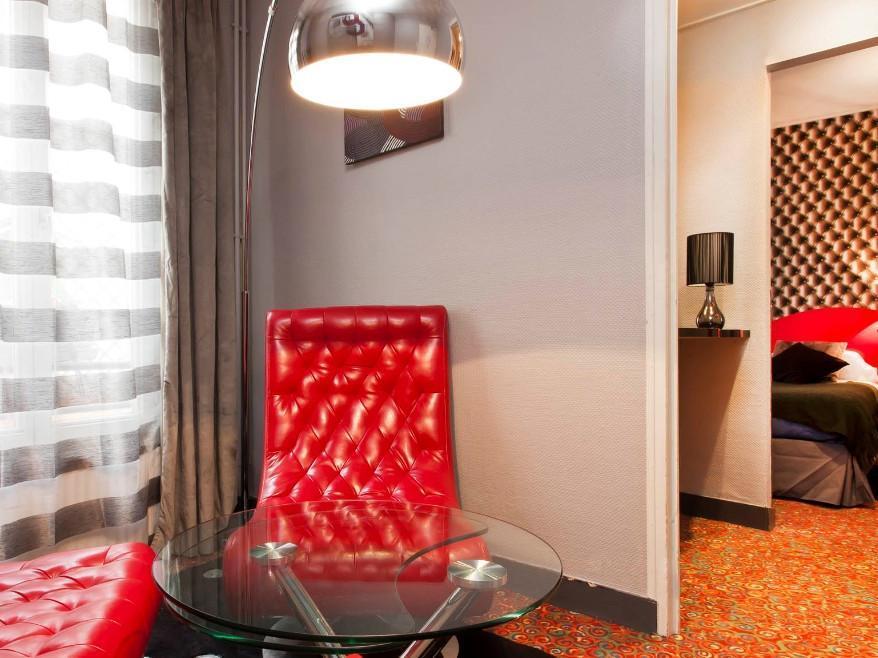 Beaumarchais Hotel - Hotell och Boende i Frankrike i Europa