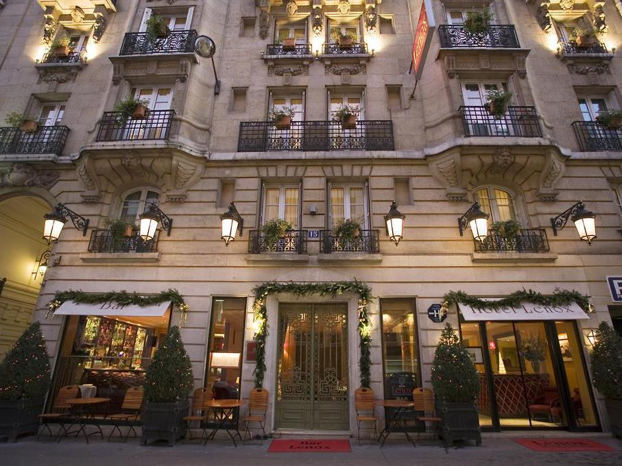 Hotel Lenox Montparnasse - Hotell och Boende i Frankrike i Europa