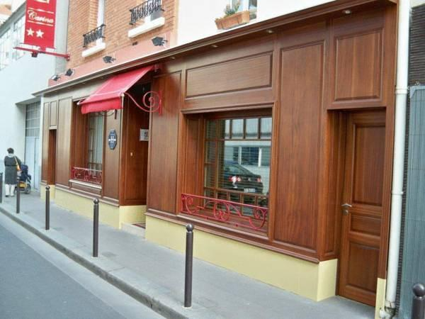 Carina Tour Eiffel Hotel - Hotell och Boende i Frankrike i Europa