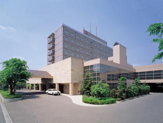 Royal Hotel Okayama - Exterior