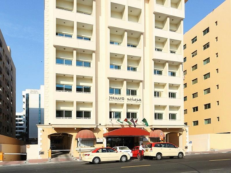 Jormand Hotel Apartments Dubai