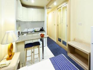 Jormand Hotel Apartments Dubaj - Pokój gościnny