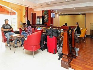 Jormand Hotel Apartments Dubaj - Foyer