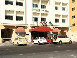 Jormand Hotel Apartments Dubaj - Wejście