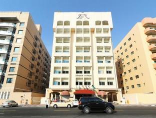 Jormand Hotel Apartments Dubaj - Hotel z zewnątrz