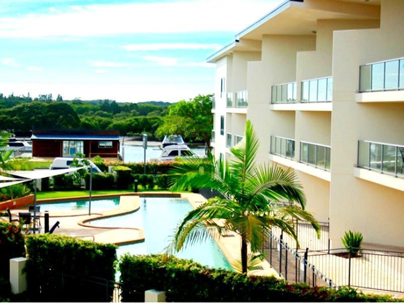 Oaks Boathouse Tea Gardens Hotel - Hotell och Boende i Australien , Tea Gardens