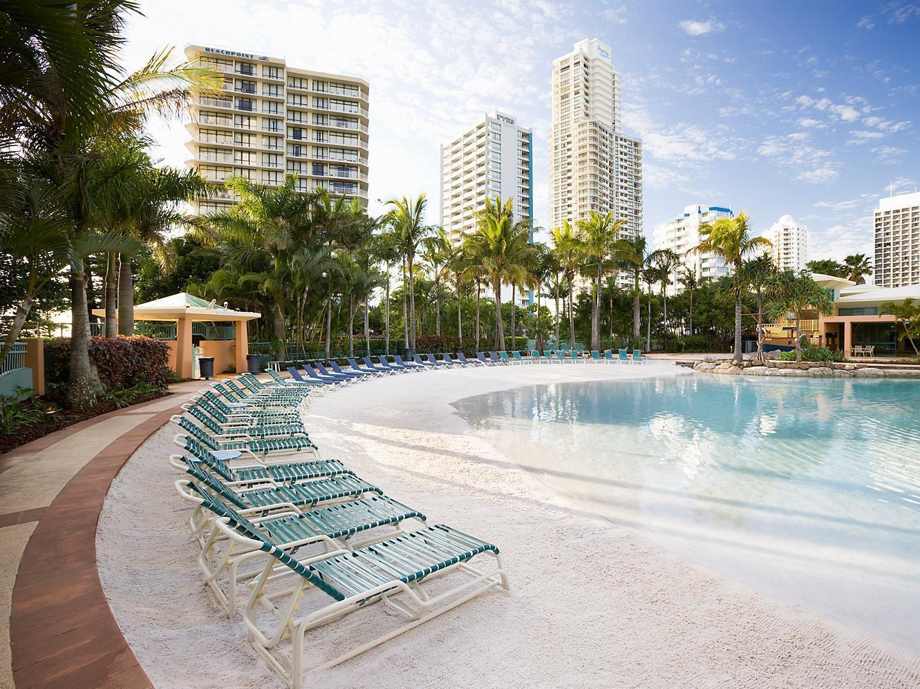 Mantra Crown Towers Resort Apartments - Hotell och Boende i Australien , Guldkusten