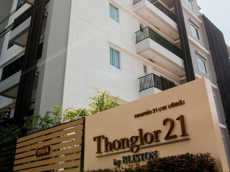 Thonglor 21 Residence Managed by Bliston - Hotels and Accommodation in Thailand, Asia